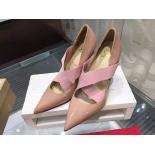 Fake Christian Louboutin So Kate Degraded Ombre Varnish Patent Leather Pump 120mm, Nude