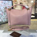High Quality Replica Gucci GG Top Handle Large Leather Hobo Bag Fall/Winter 2016 Runway Collection, Beige