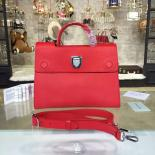 Top Replica Dior Diorever Tote Large Bag Calfskin Leather Bag Fall/Winter 2016 Collection, Red
