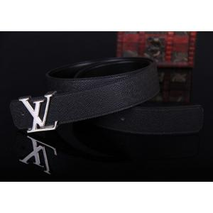 High Quality Replica Louis Vuitton Epi Leather LV Initiales Belt - 9